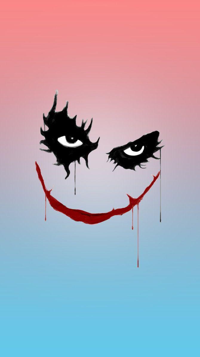 Joker Iphone Wallpapers Top Free Joker Iphone Backgrounds