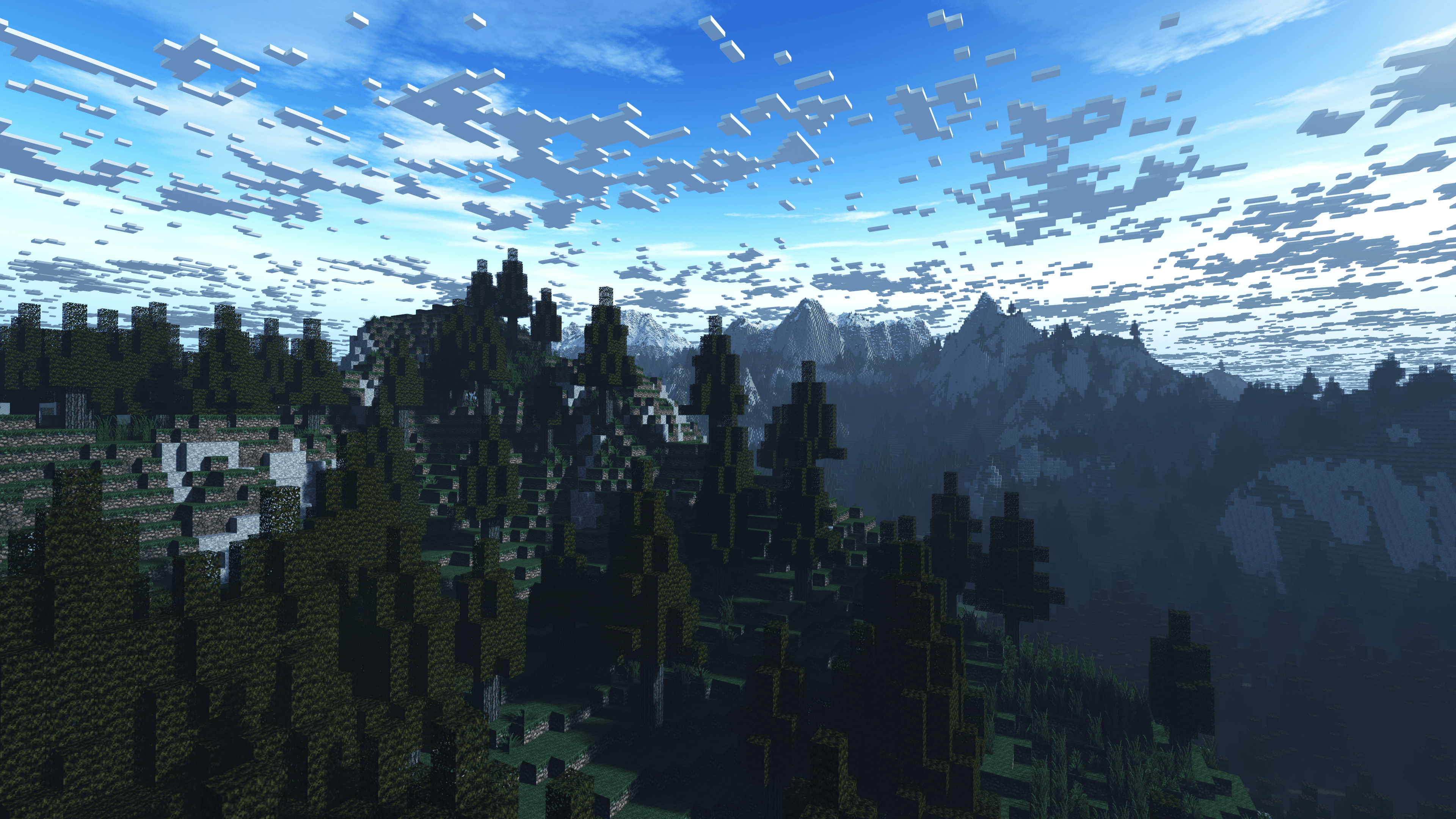 61 Best Free 4K Minecraft Wallpapers