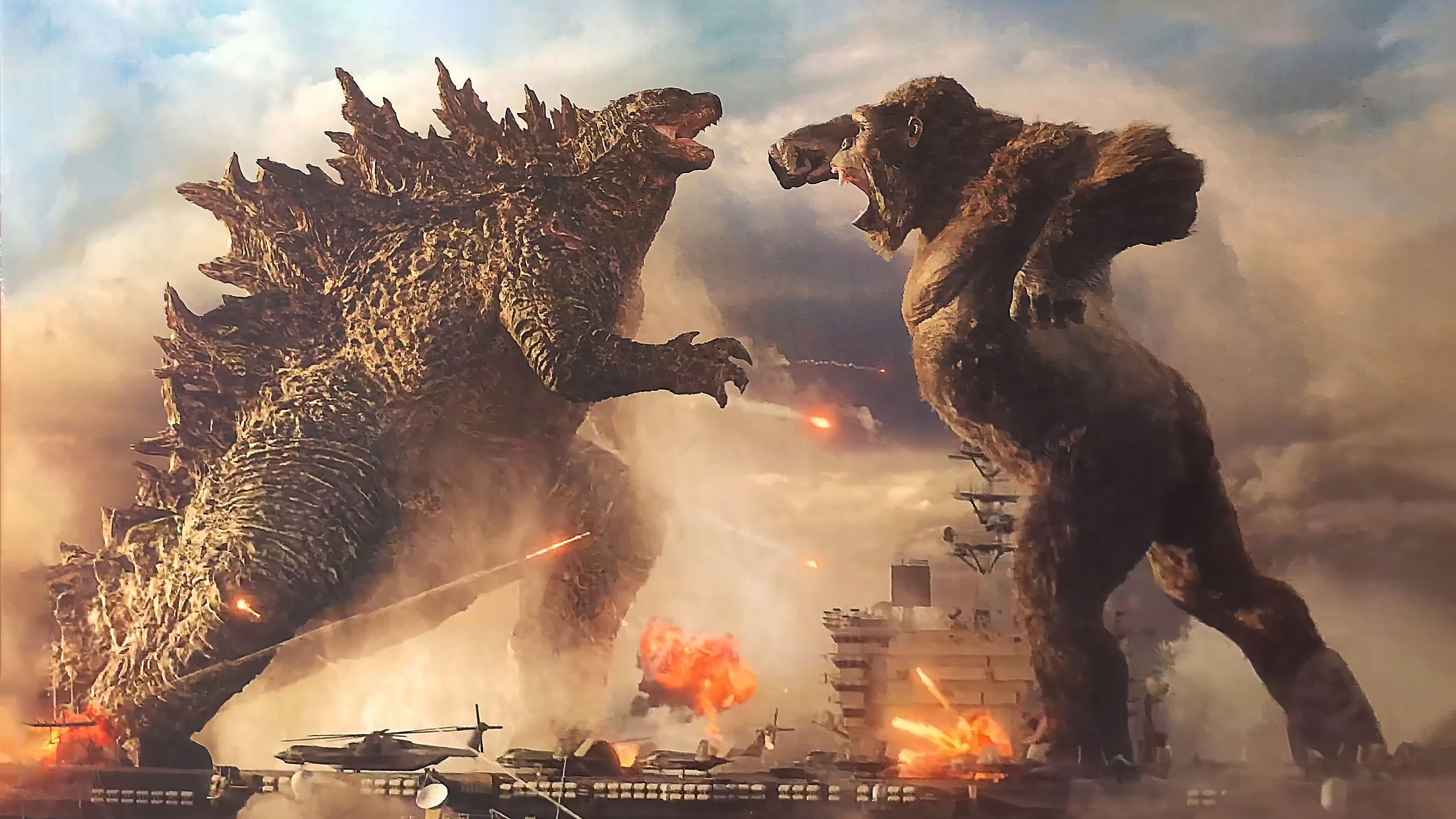 King Kong Vs Godzilla Wallpapers   Top Free King Kong Vs Godzilla ...