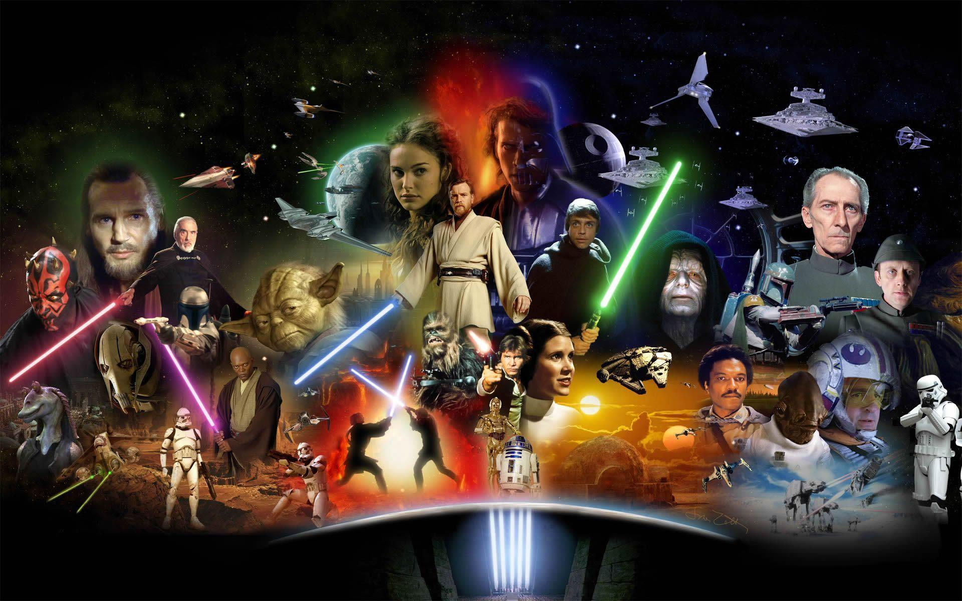 Epic Star Wars Wallpapers Top Free Epic Star Wars Backgrounds Wallpaperaccess