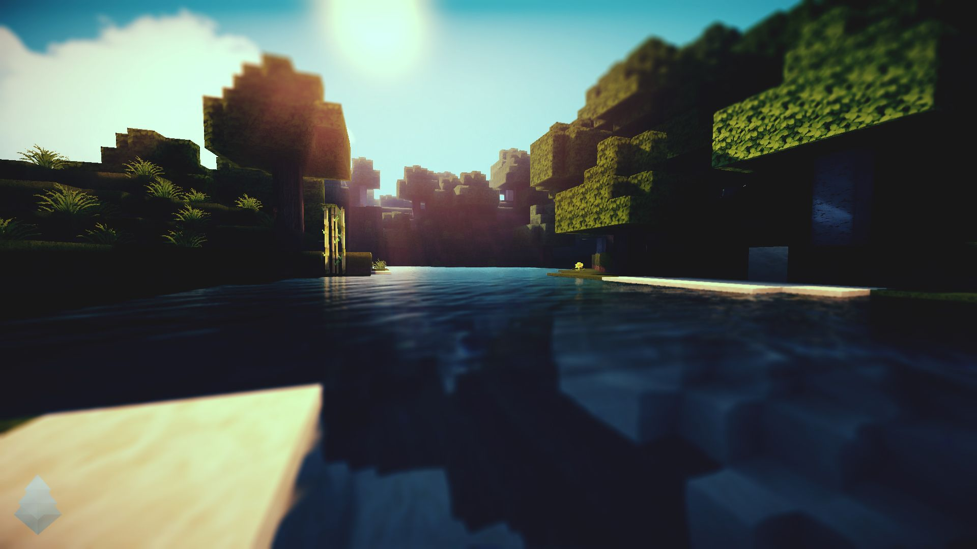 4K Minecraft Wallpapers - Top Free 4K Minecraft Backgrounds