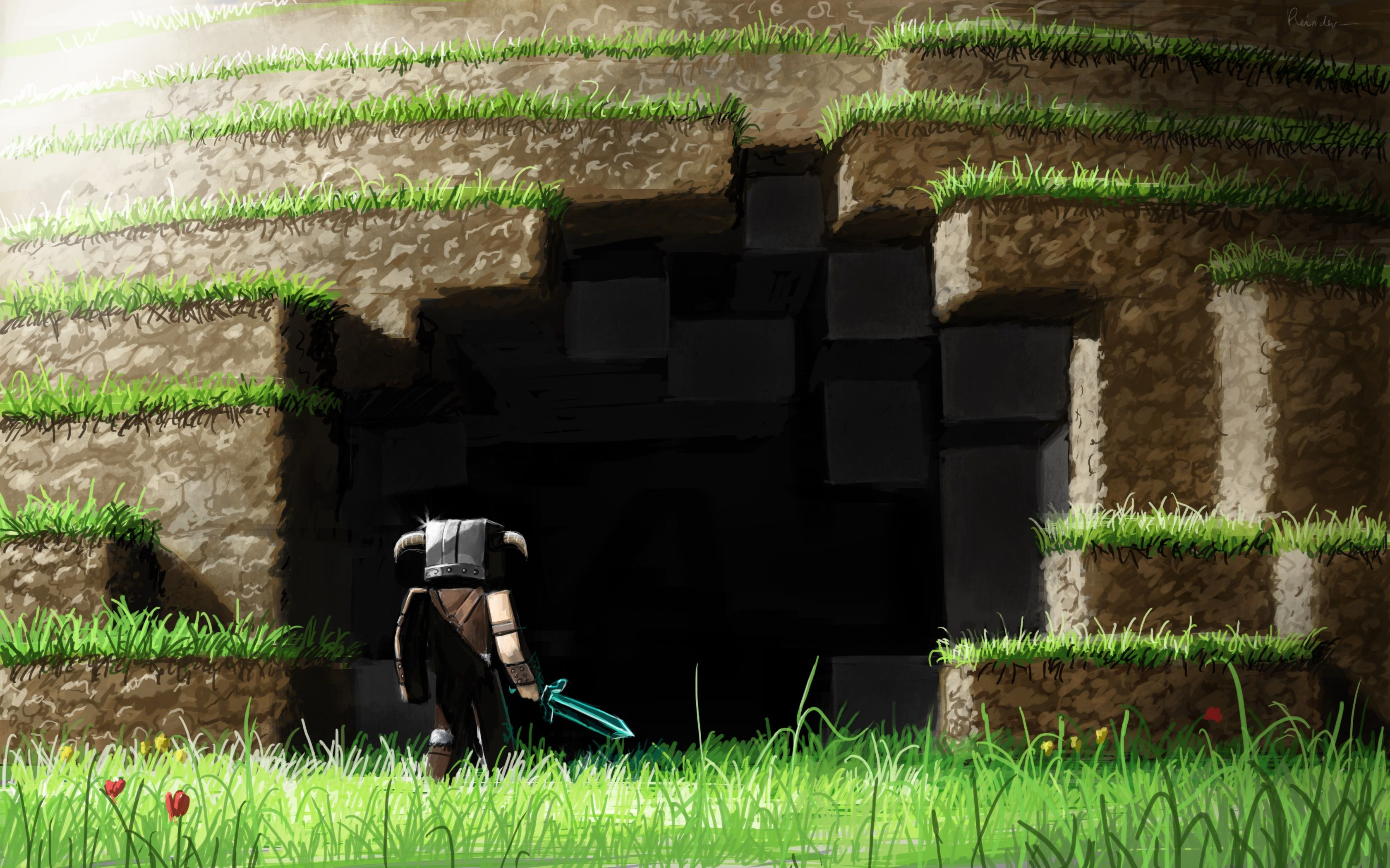 Minecraft 8k Wallpapers Top Free Minecraft 8k Backgrounds