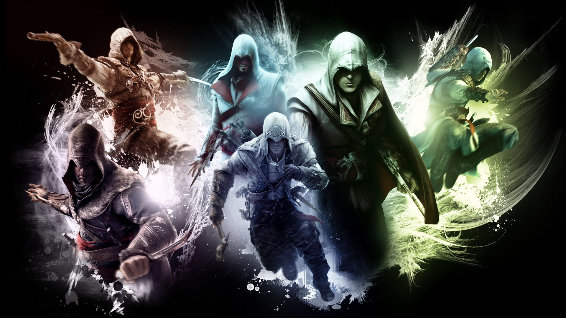 Assassin S Creed Cool Wallpapers Top Free Assassin S Creed Cool Backgrounds Wallpaperaccess