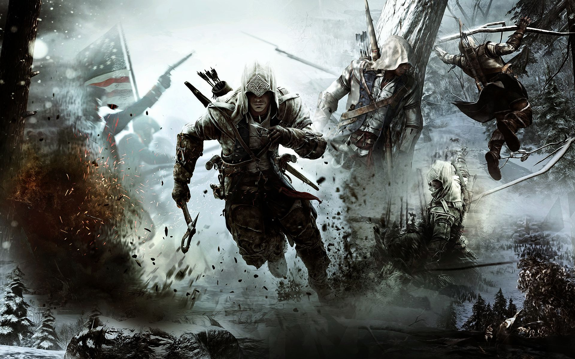 Assassin's Creed Cool Wallpapers