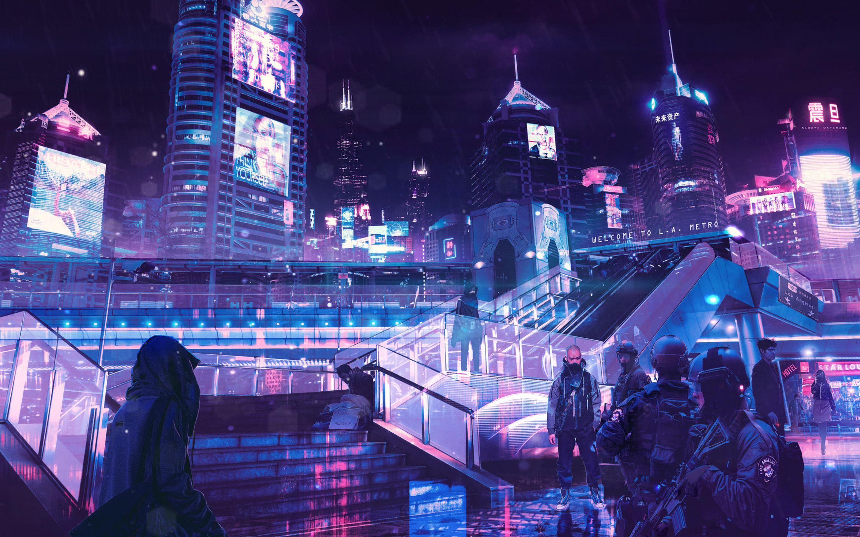 Aesthetic Cyberpunk Wallpaper Phone Ranktechnology