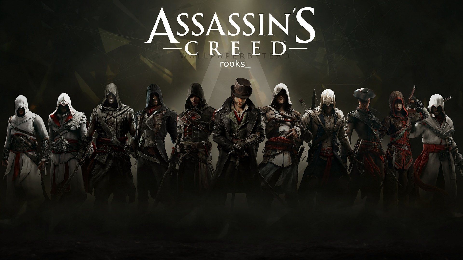 Assassin S Creed Wallpapers Top Free Assassin S Creed Backgrounds Wallpaperaccess