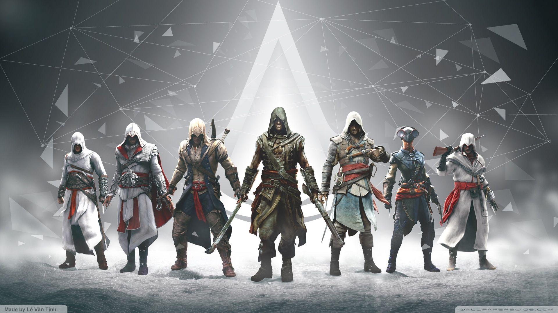 Assassin S Creed Wallpapers Top Free Assassin S Creed