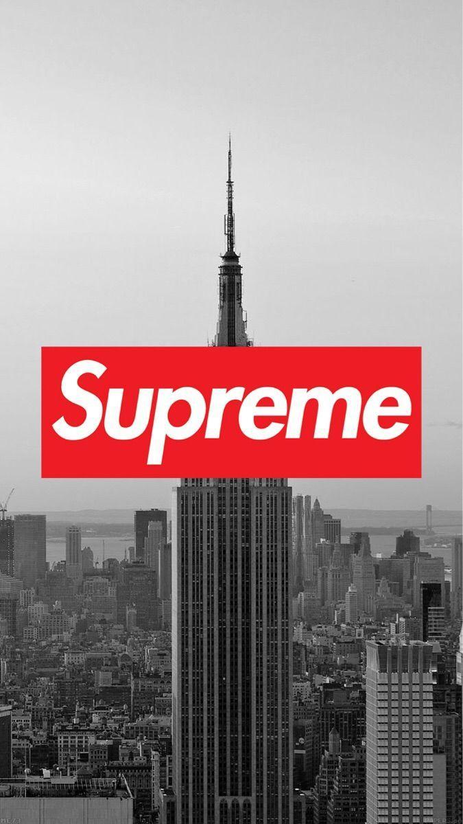 Supreme Iphone X Wallpapers Top Free Supreme Iphone X