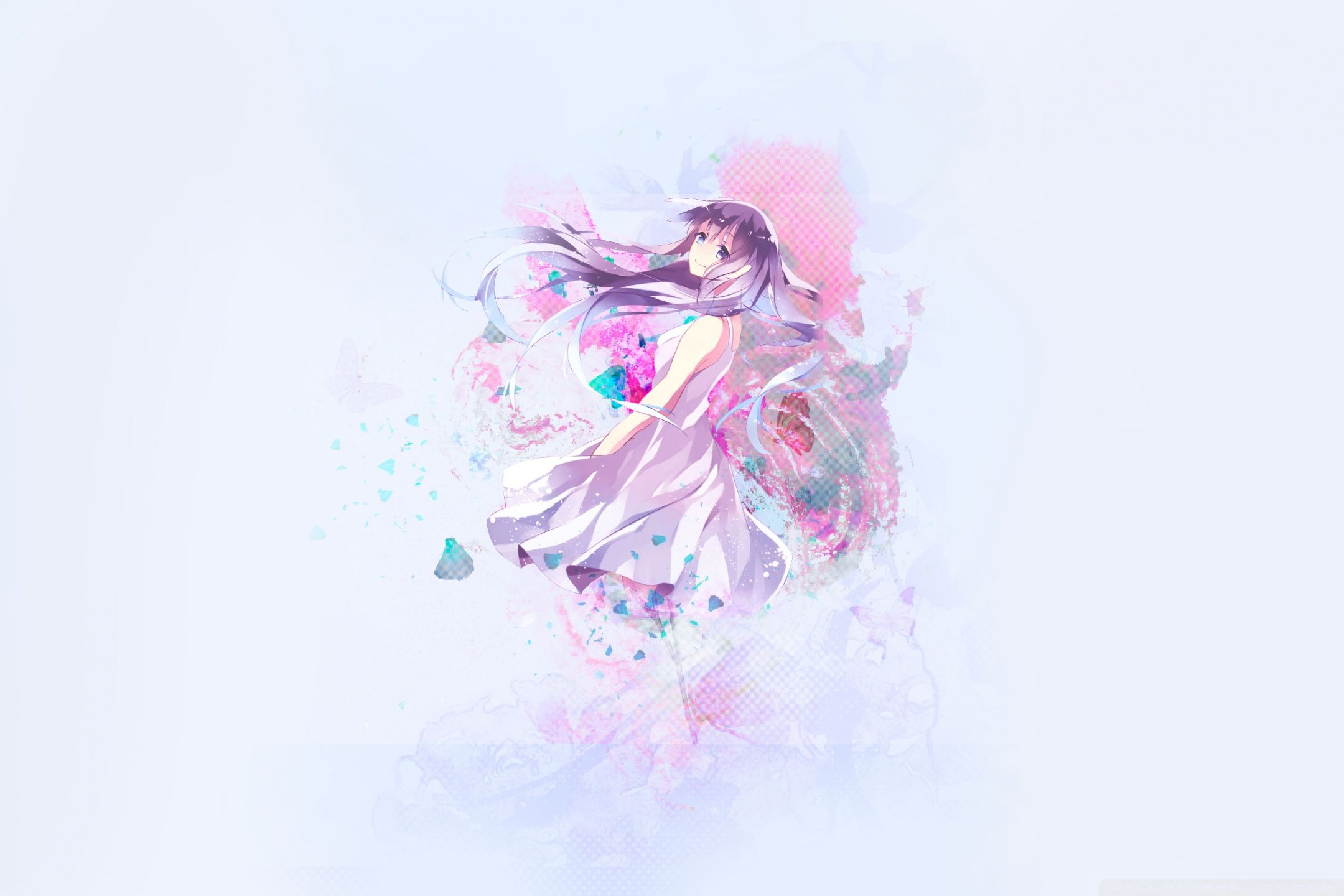 Pastel Anime Wallpapers Top Free Pastel Anime Backgrounds Wallpaperaccess