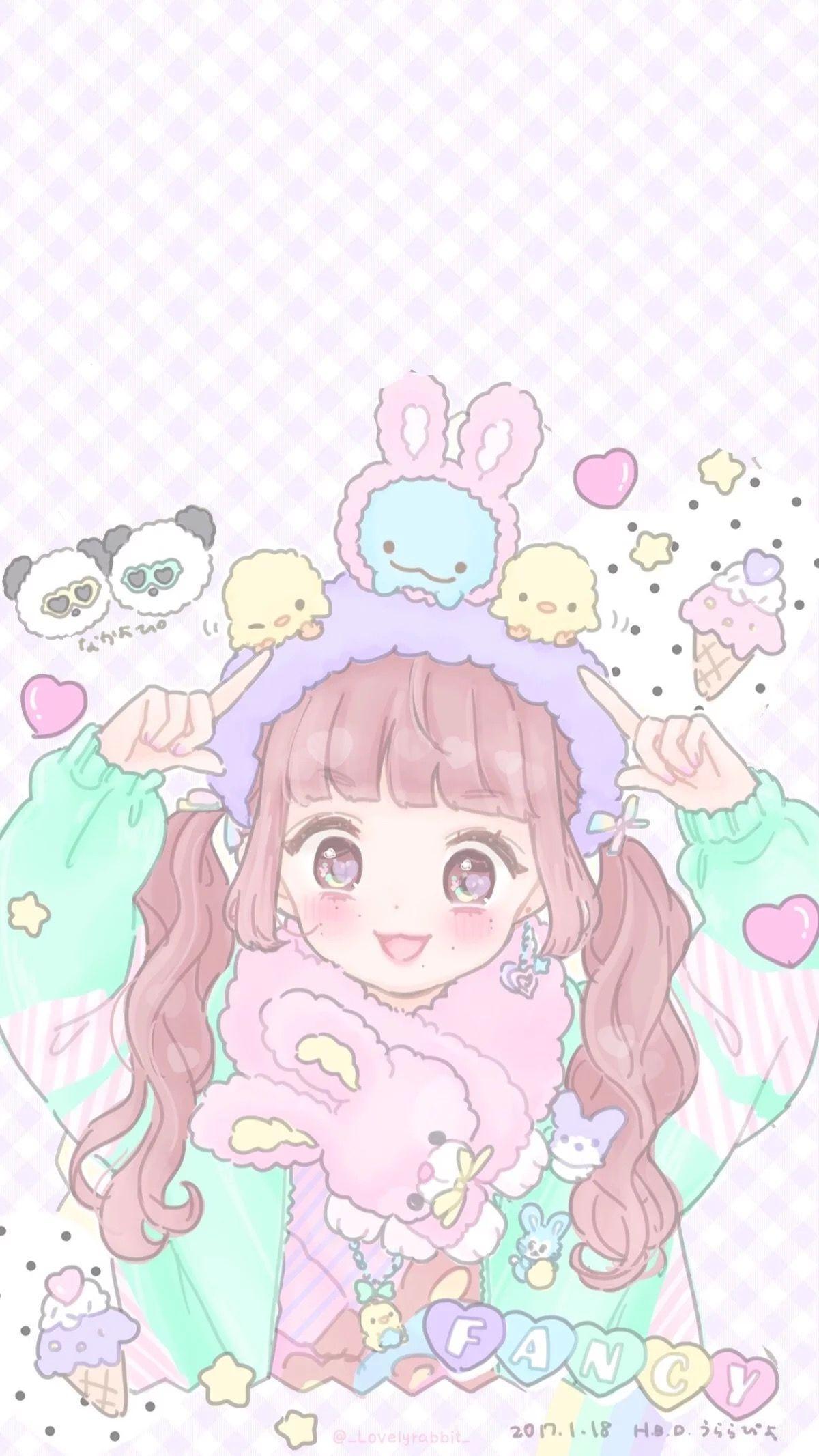 Pastel Anime Wallpapers - Top Free Pastel Anime ...