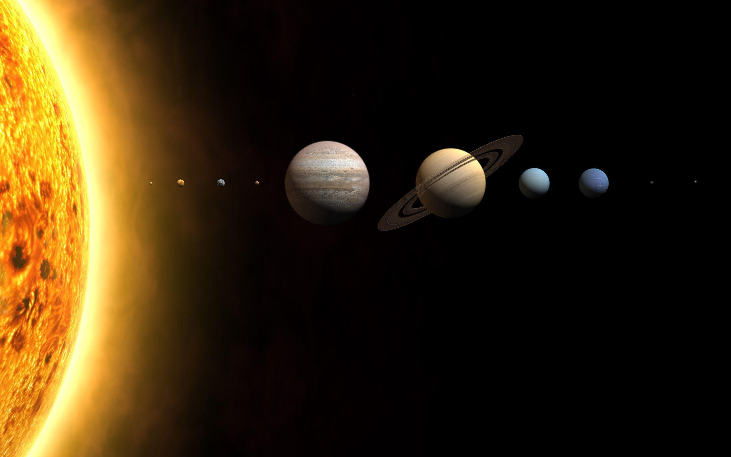 Solar System Planets Wallpapers Top Free Solar System