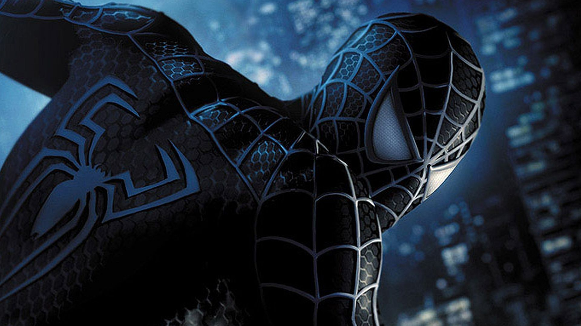 Black Spiderman Wallpapers Top Free Black Spiderman Backgrounds Wallpaperaccess