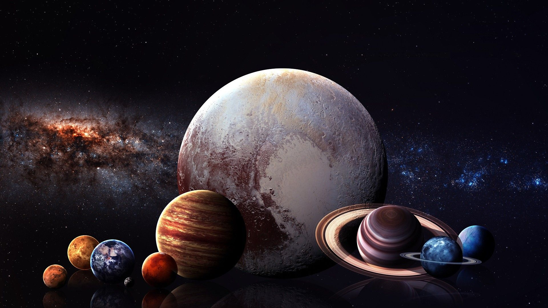 Solar System Wallpapers - Top Free Solar System ...