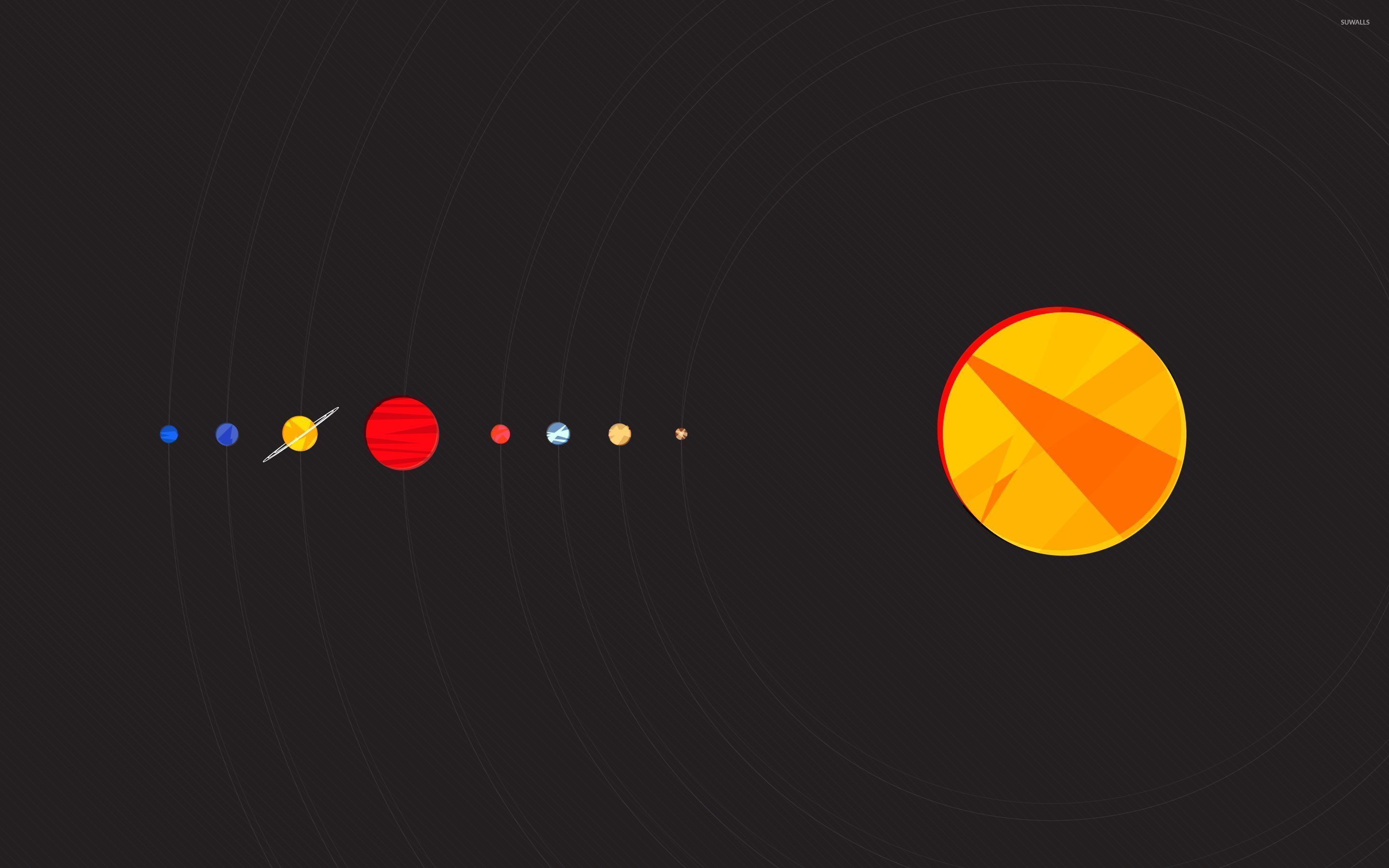 Solar System Wallpapers Top Free Solar System Backgrounds