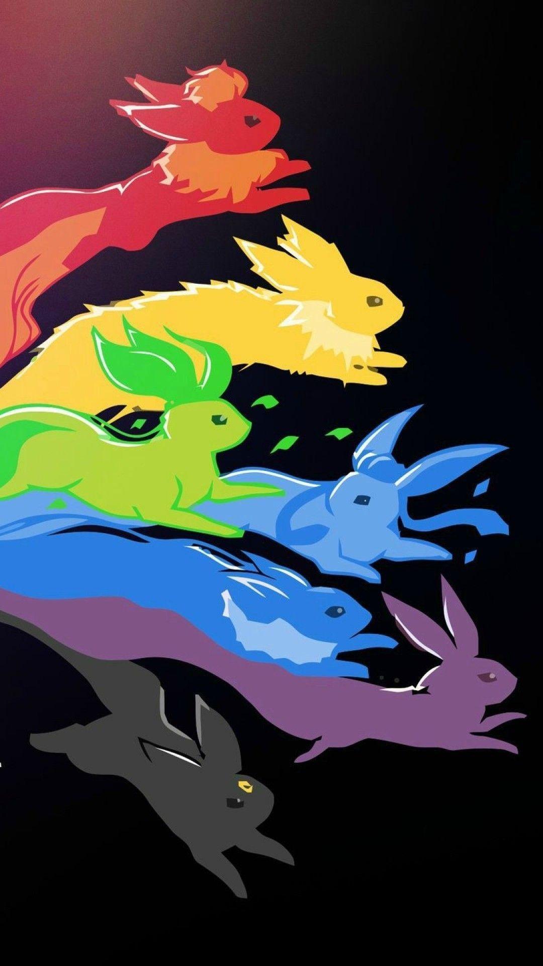 Pokemon Phone Wallpapers Top Free Pokemon Phone Backgrounds Wallpaperaccess