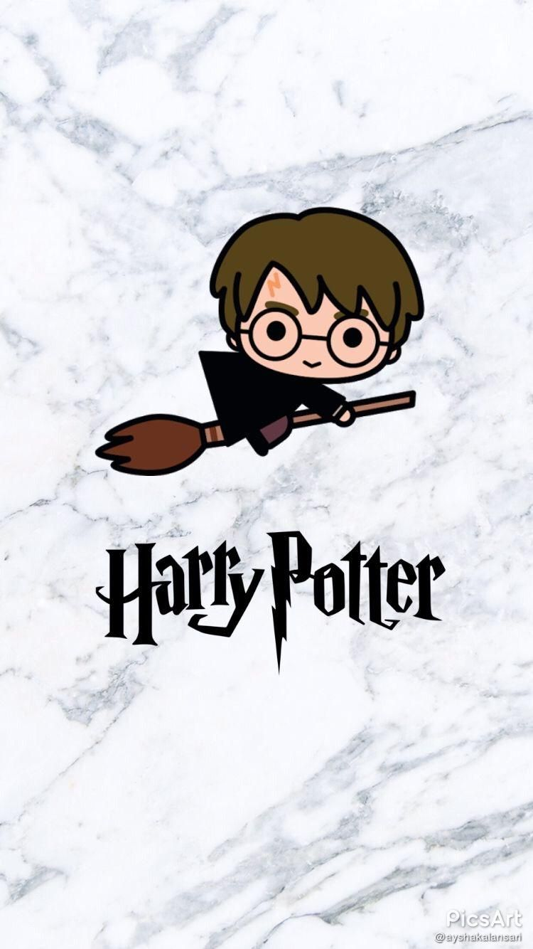 Harry Potter Cartoon Wallpapers Top Free Harry Potter