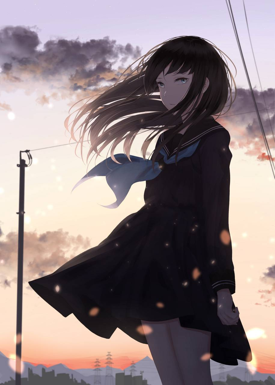Depressed Anime Girl Wallpapers - Top Free Depressed Anime Girl