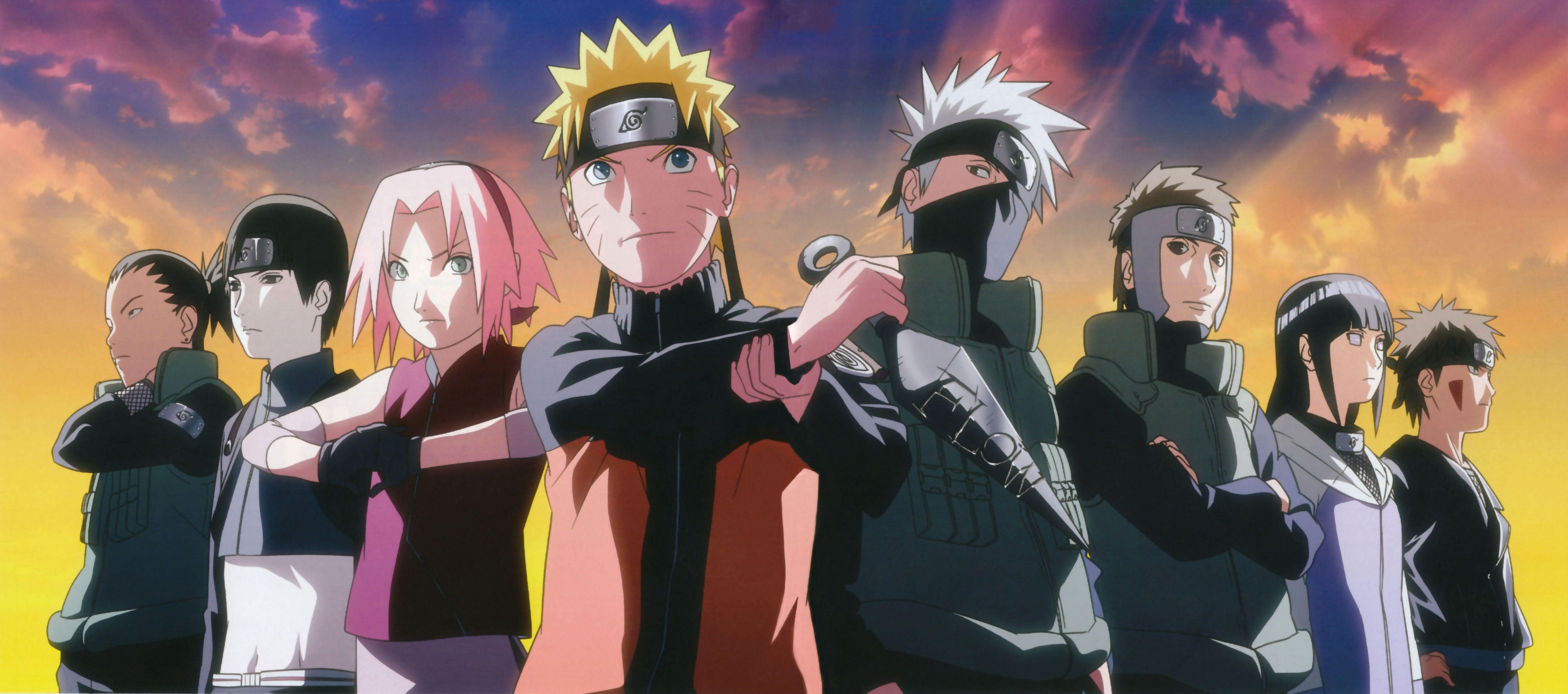 Naruto Shippuden All Characters Wallpapers - Top Free Naruto