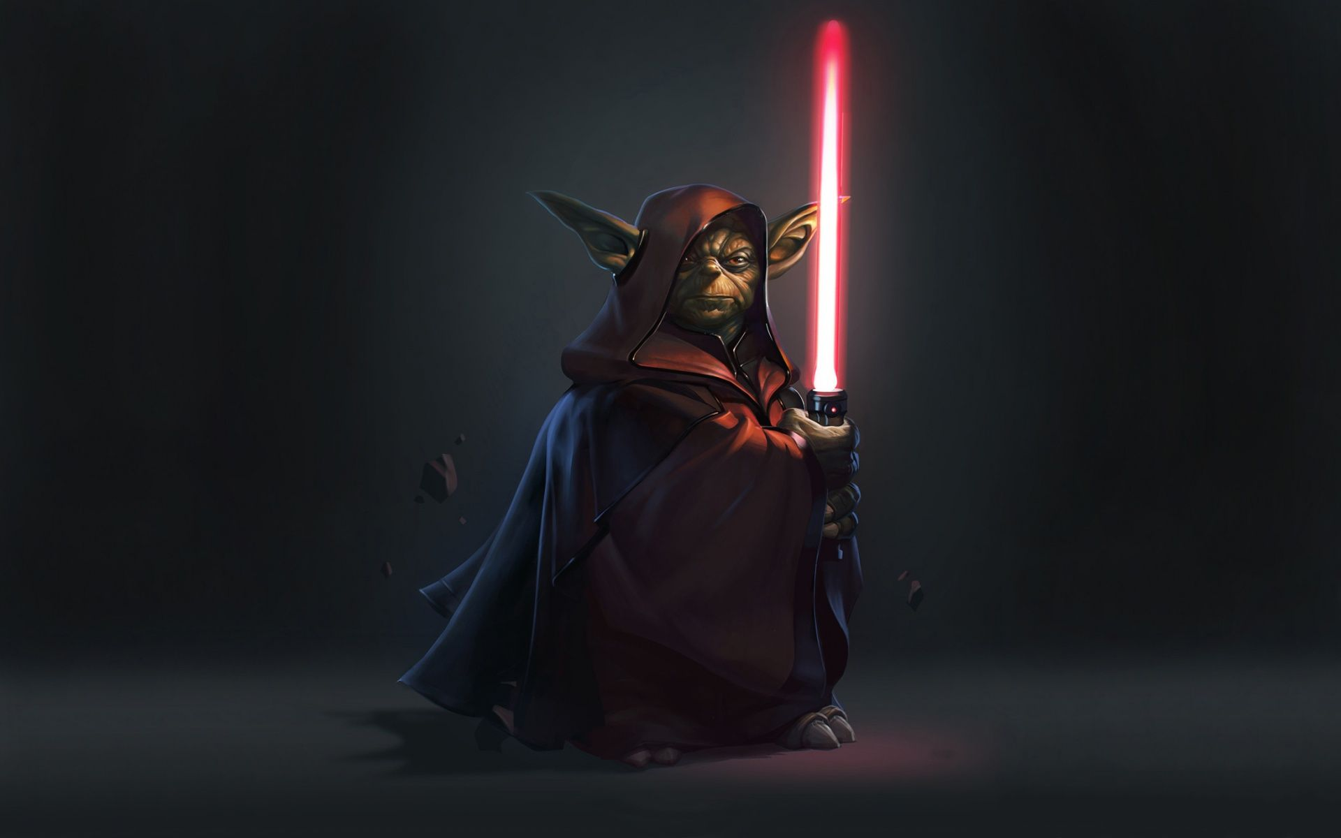 Darth Yoda Wallpapers Top Free Darth Yoda Backgrounds Wallpaperaccess