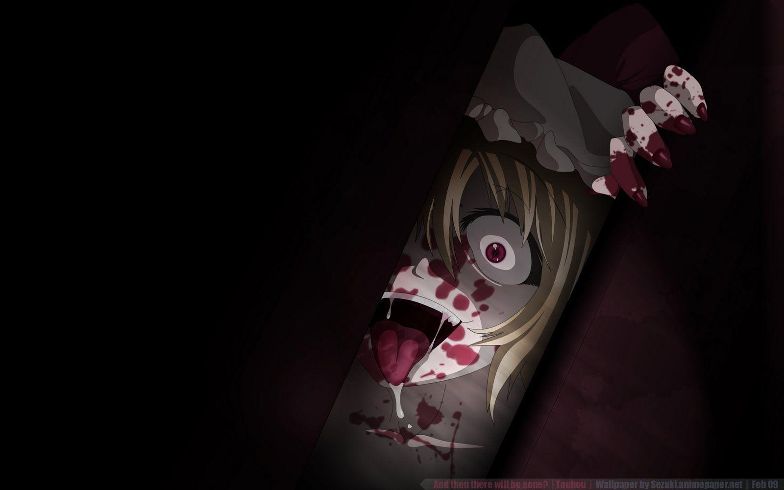 Hình nền Anime đáng sợ 1600x1000