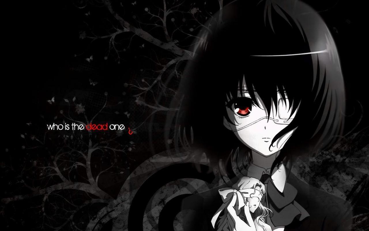 Hình nền anime 1280x800 Another - Szukaj w Google.  Nữa