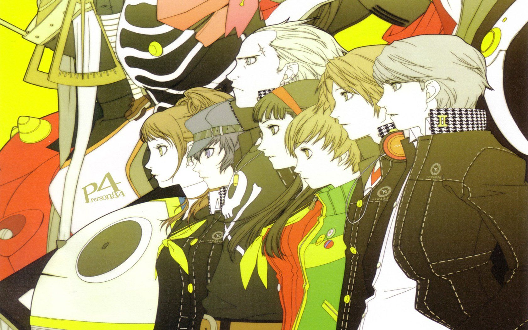 Persona 4 Wallpapers Top Free Persona 4 Backgrounds