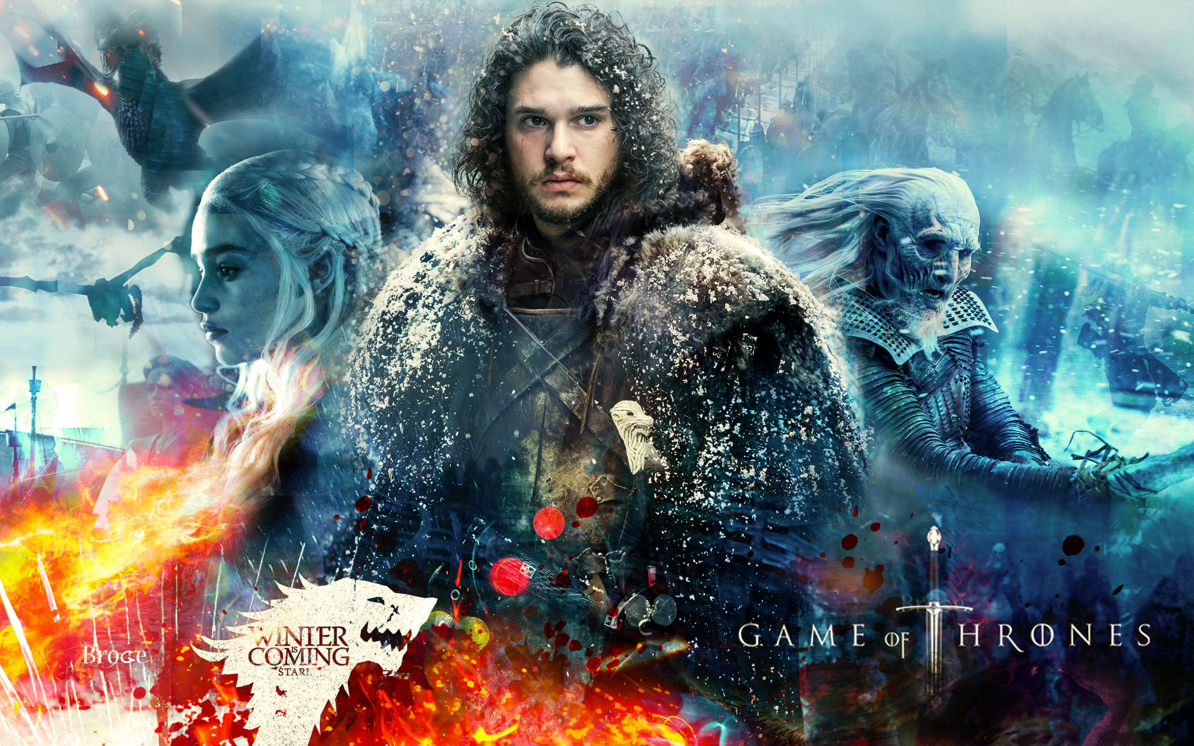 Jon Snow Game Of Thrones Wallpapers Top Free Jon Snow Game Of