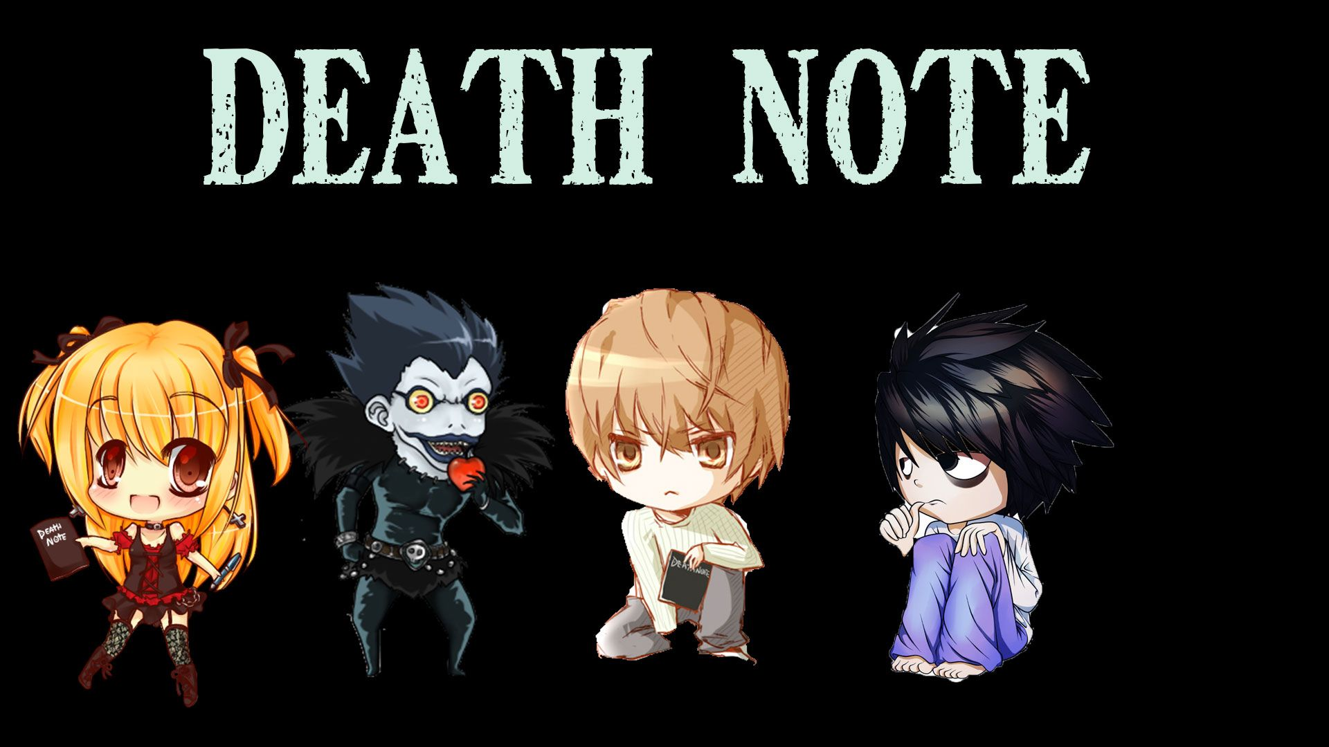 Chibi Death Wallpapers Top Free Chibi Death Backgrounds