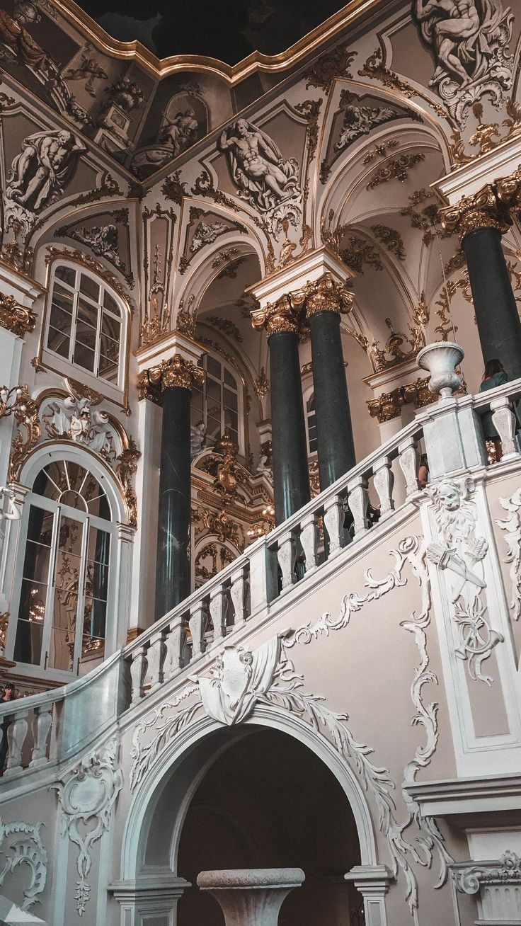 Baroque Architecture Wallpapers Top Free Baroque Architecture Backgrounds Wallpaperaccess