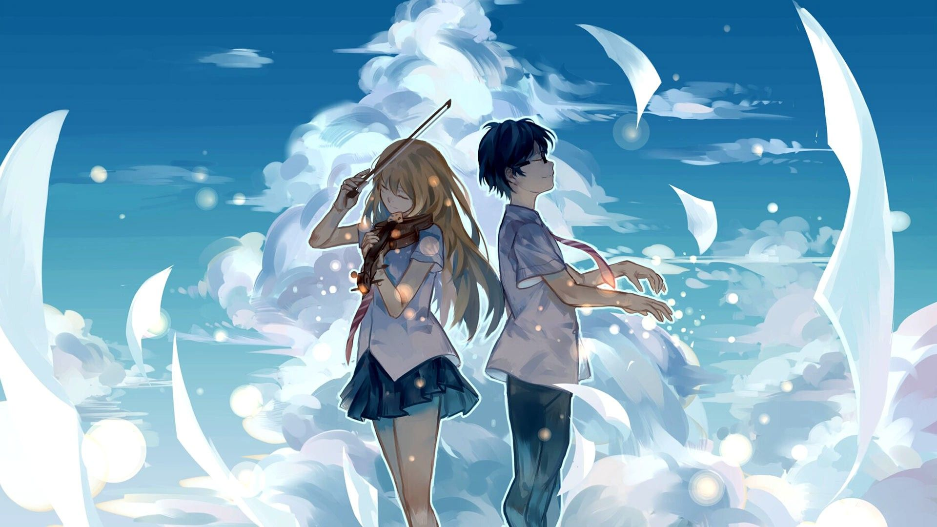 Anime Love Wallpapers Top Free Anime Love Backgrounds