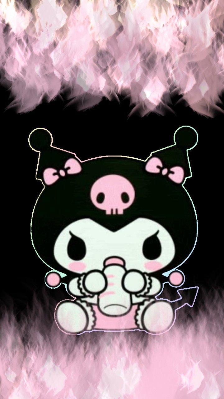 My Melody Kuromi Wallpapers Top Free My Melody Kuromi Backgrounds Wallpaperaccess