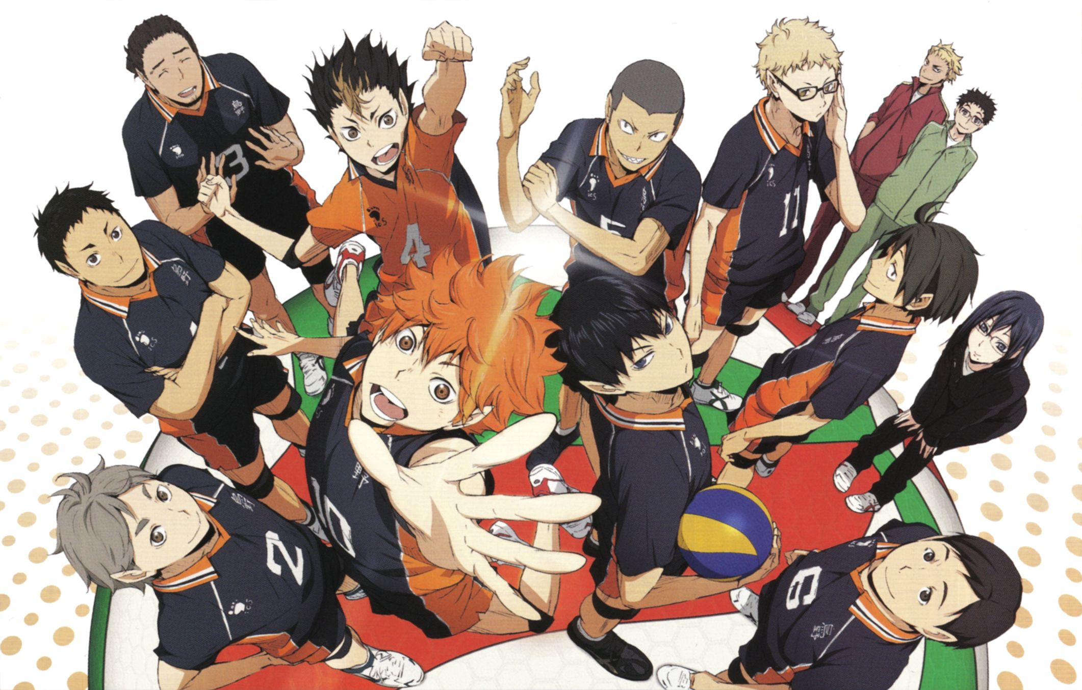 Haikyuu Anime Wallpapers Top Free Haikyuu Anime