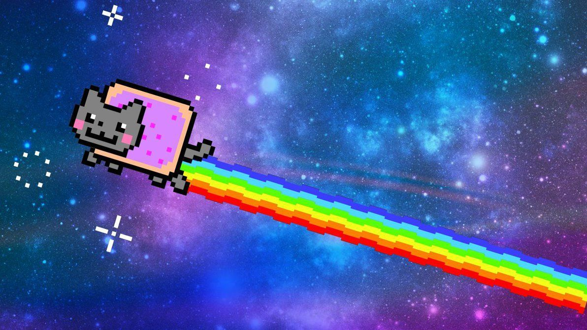 nyan cat wallpaper phone