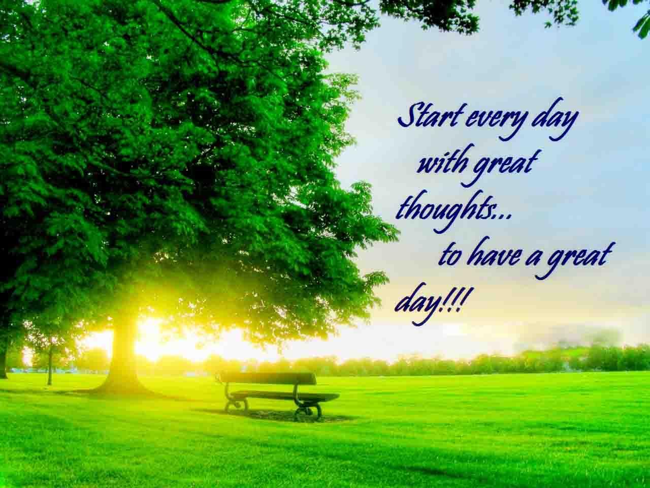 1280x960 Good Morning Trích dẫn đẹp - Chào buổi sáng có một ngày tốt đẹp - 1280x960 - Tải xuống Hình nền HD