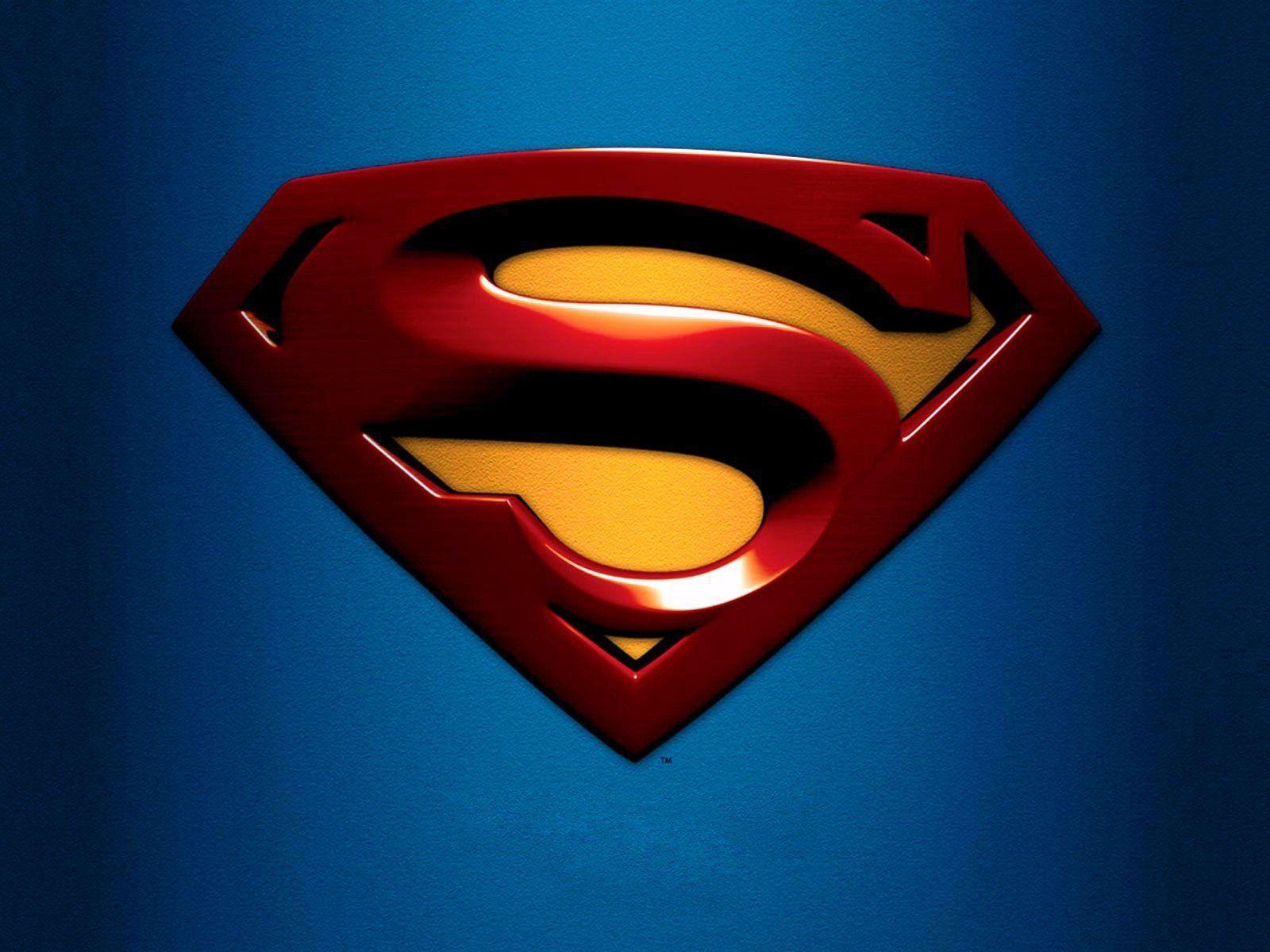 Superman Logo Wallpapers - Top Free