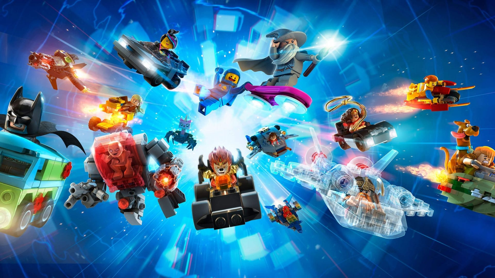 Lego Dimensions Wallpapers Top Free Lego Dimensions Backgrounds Wallpaperaccess