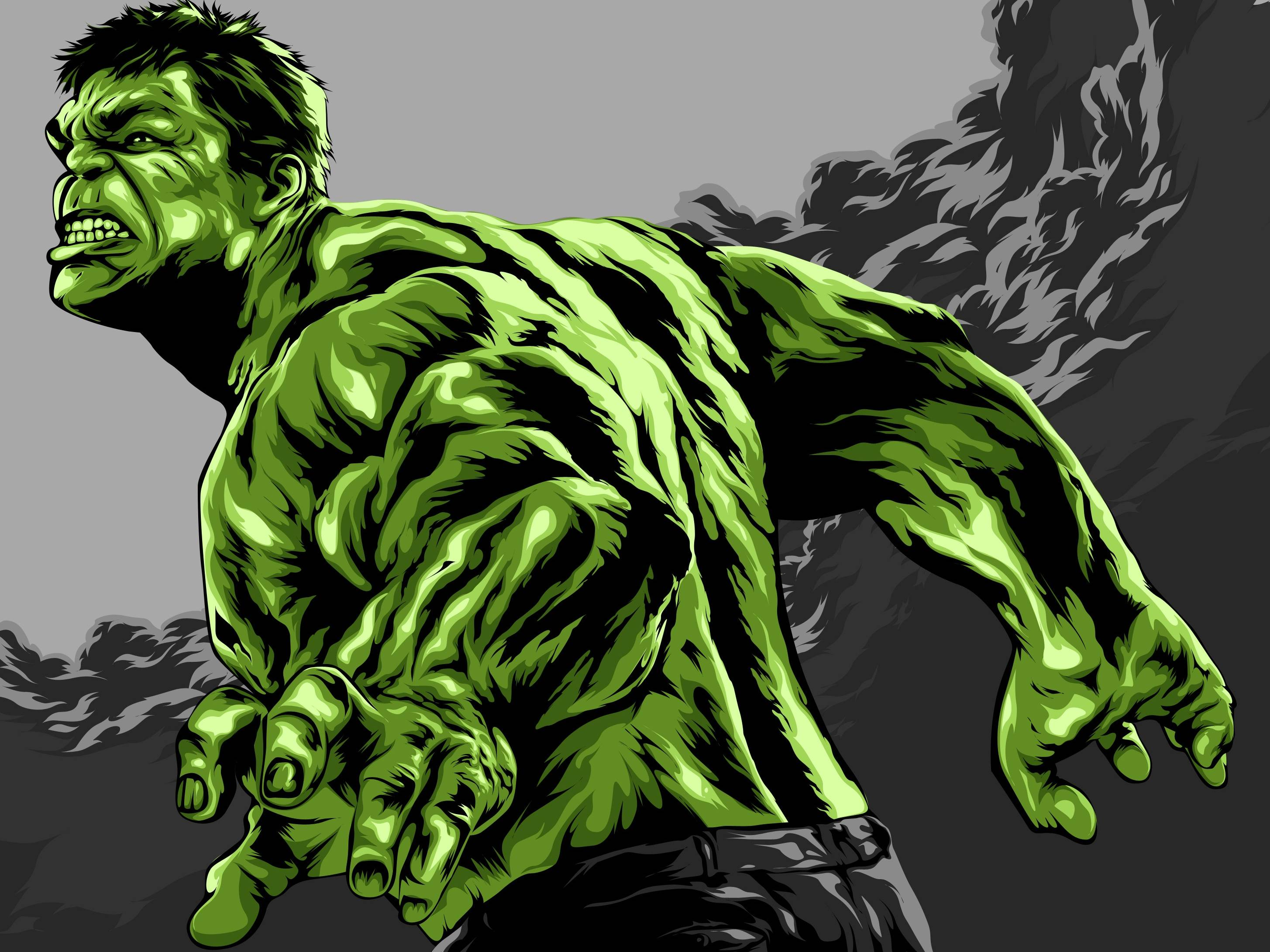 Hulk iPad Wallpapers - Top Free Hulk iPad Backgrounds