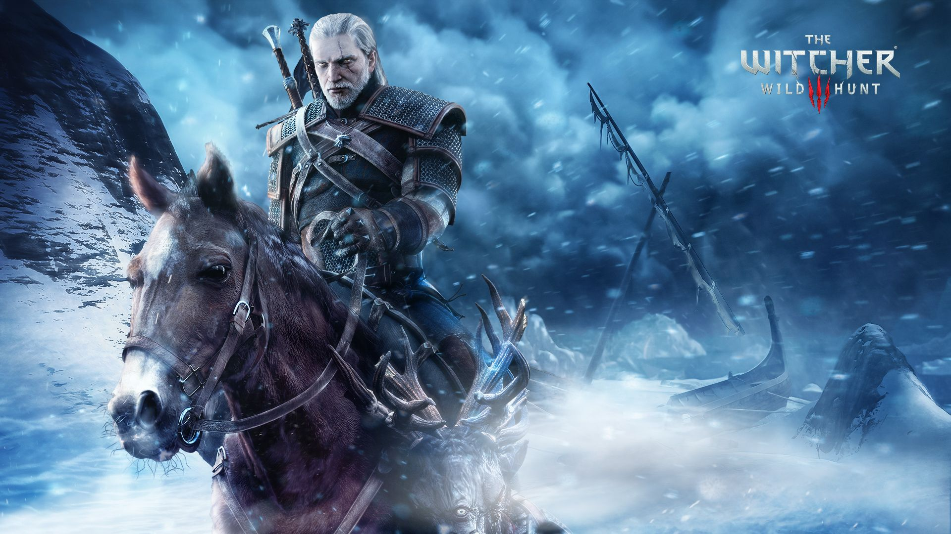 The Witcher 3 Wild Hunt Wallpapers Top Free The Witcher 3 Wild