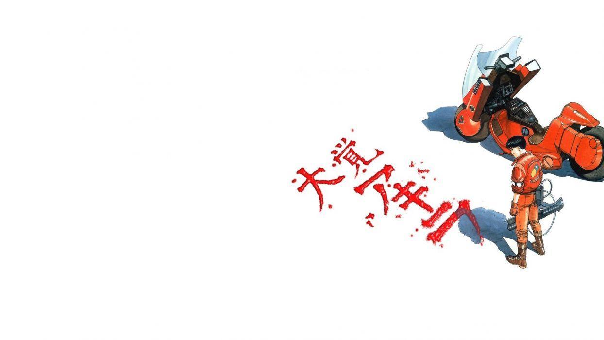 Akira Wallpapers Top Free Akira Backgrounds Wallpaperaccess
