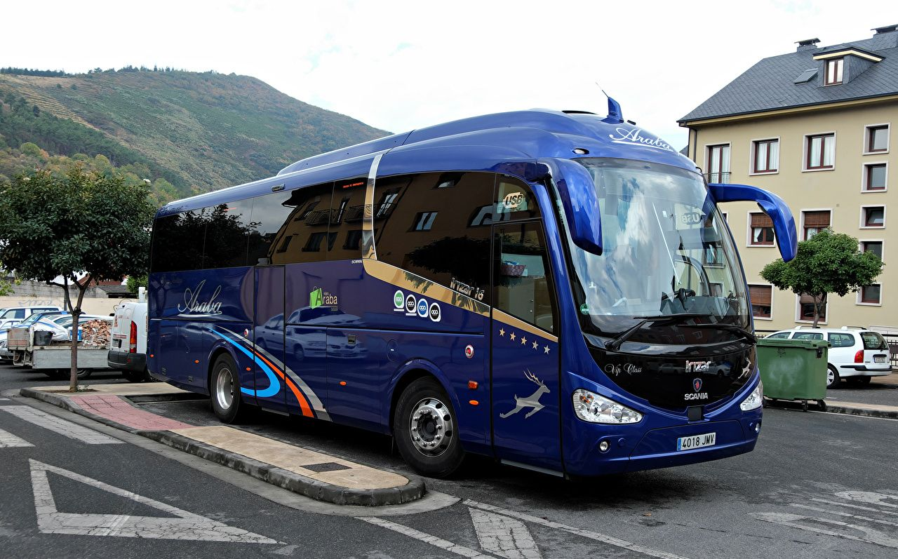 Scania Bus Wallpapers - Top Free Scania Bus Backgrounds - WallpaperAccess