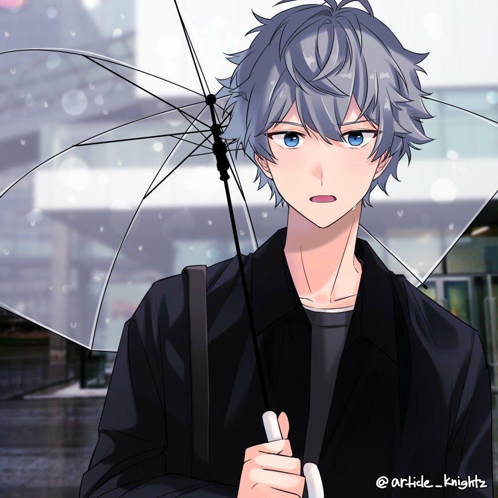 1024x1024 Hình nền Anime Boy đẹp trai