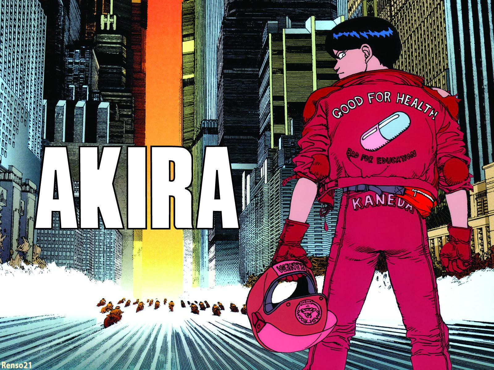 Akira Anime Wallpapers Top Free Akira Anime Backgrounds Wallpaperaccess