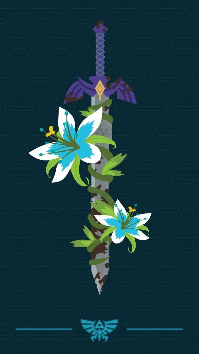 Legend of Zelda Minimalist Wallpapers - Top Free Legend of ...