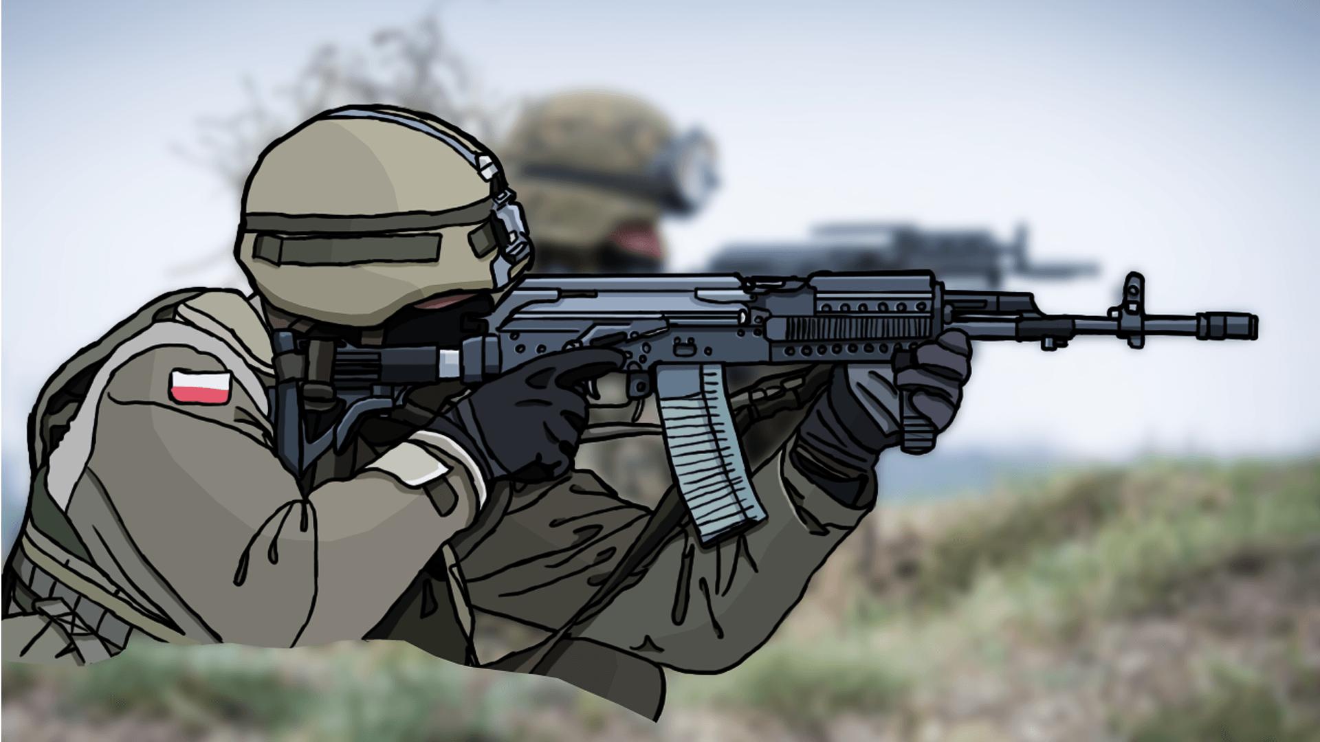 картинки солдат из игр с автоматом калашникова сыграет важную роль