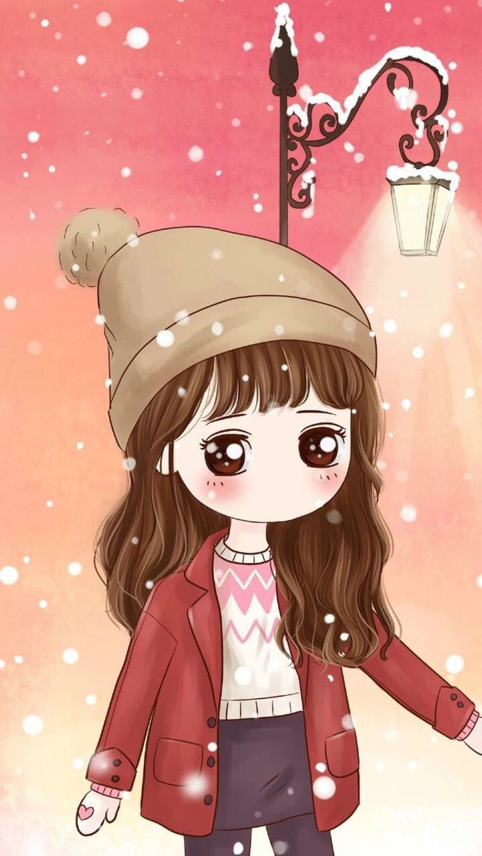 68 Best Free Korean Cute Cartoon Winter Wallpapers Wallpaperaccess