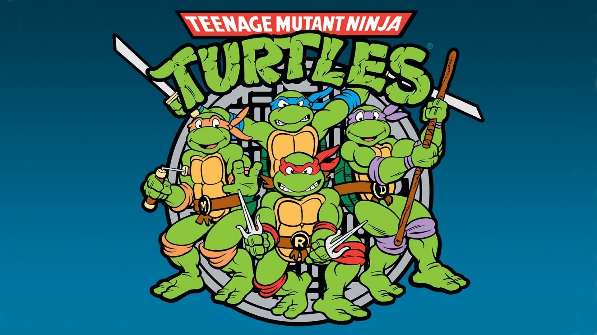 Teenage Mutant Ninja Turtles 1987 Wallpapers Top Free