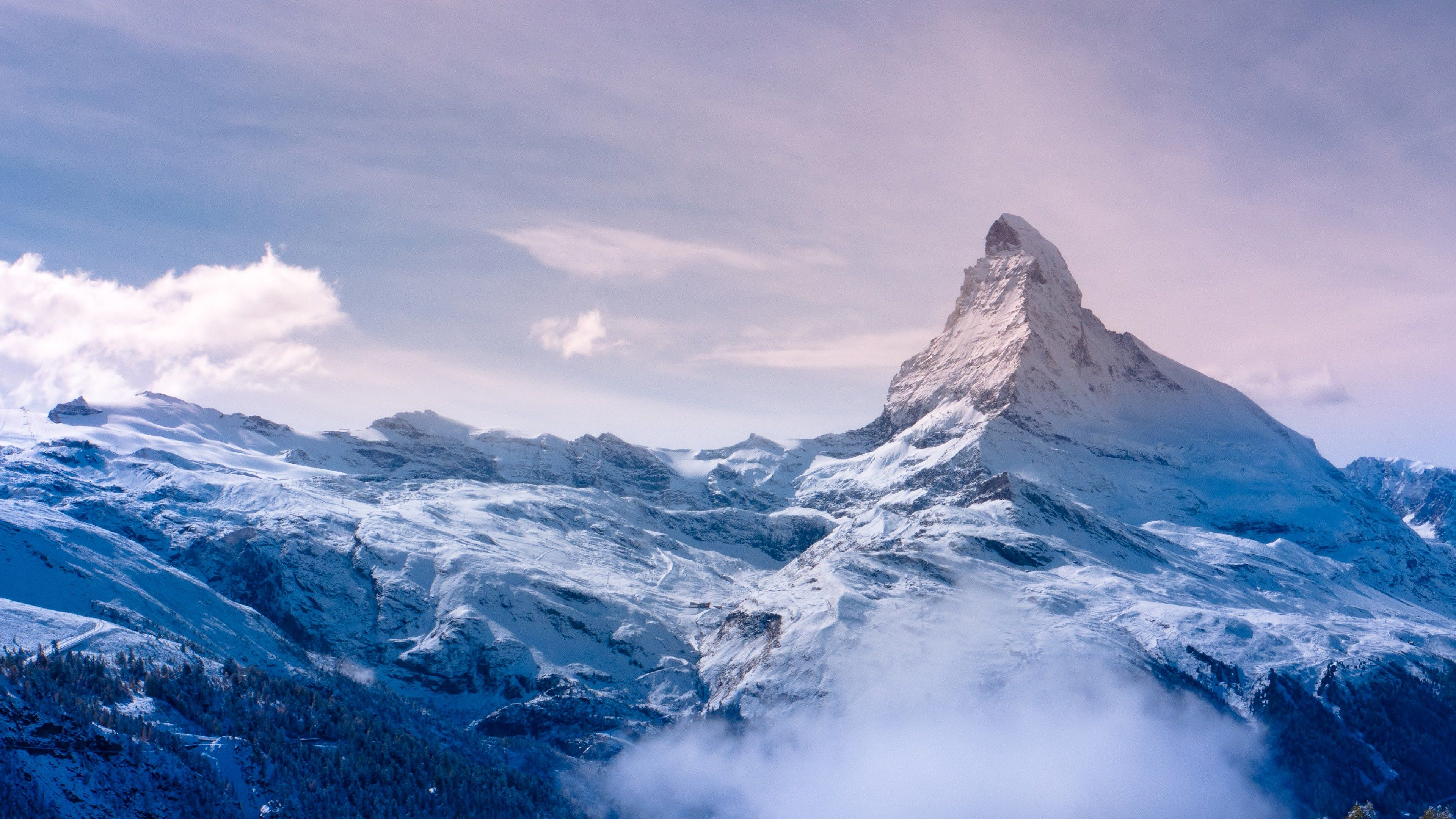 4k Mountain Wallpapers Top Free 4k Mountain Backgrounds
