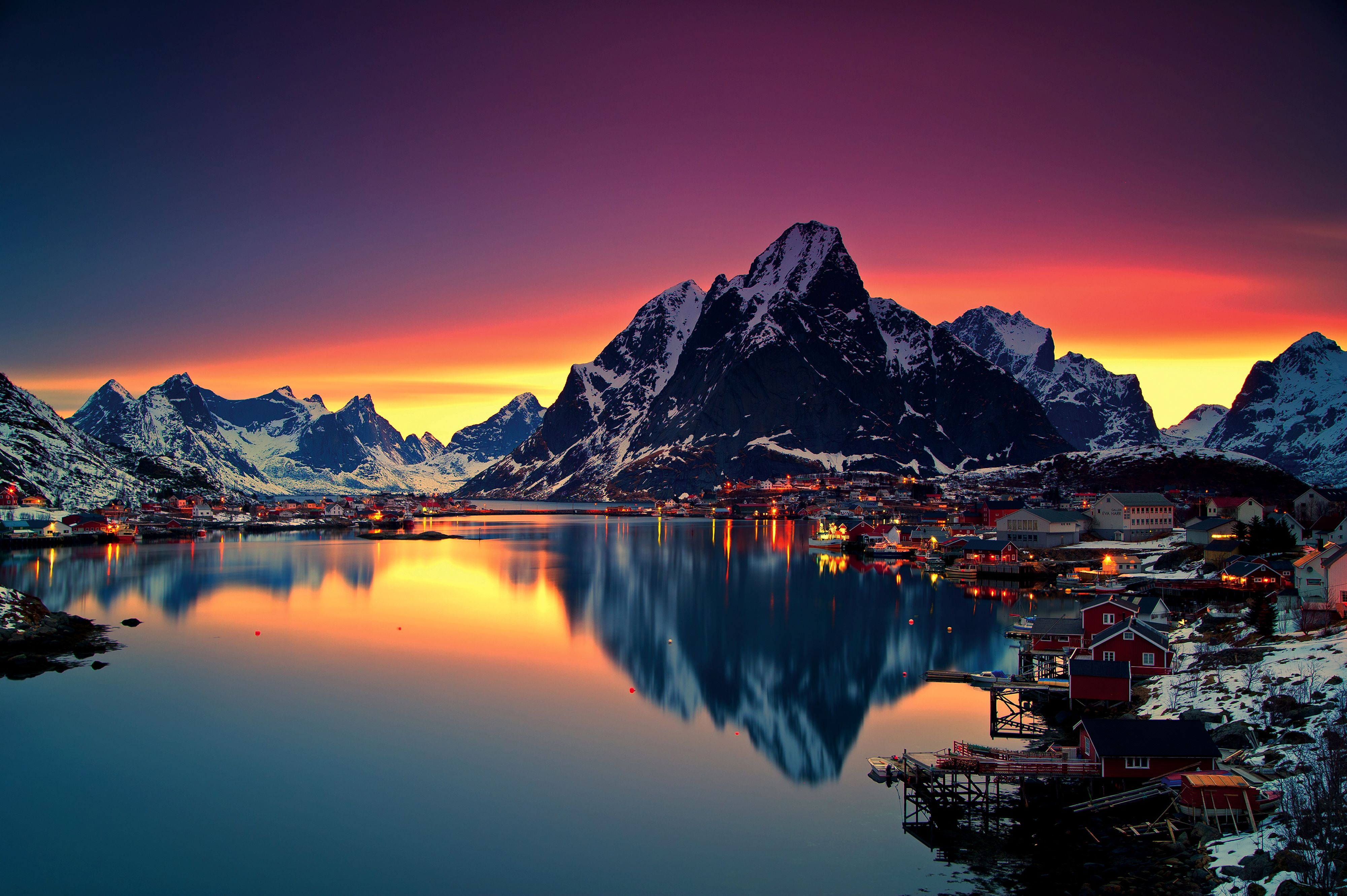 4k Mountain Wallpapers Top Free 4k Mountain Backgrounds
