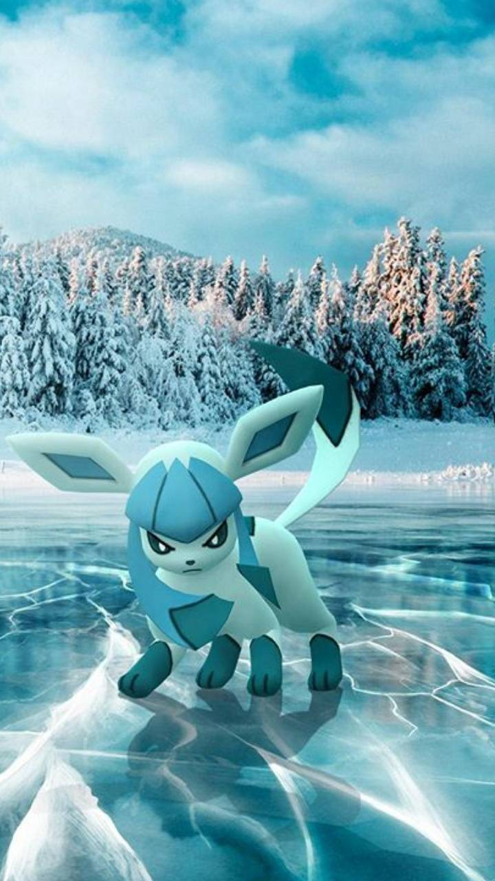 Pokemon Glaceon Wallpapers Top Free Pokemon Glaceon Backgrounds Wallpaperaccess