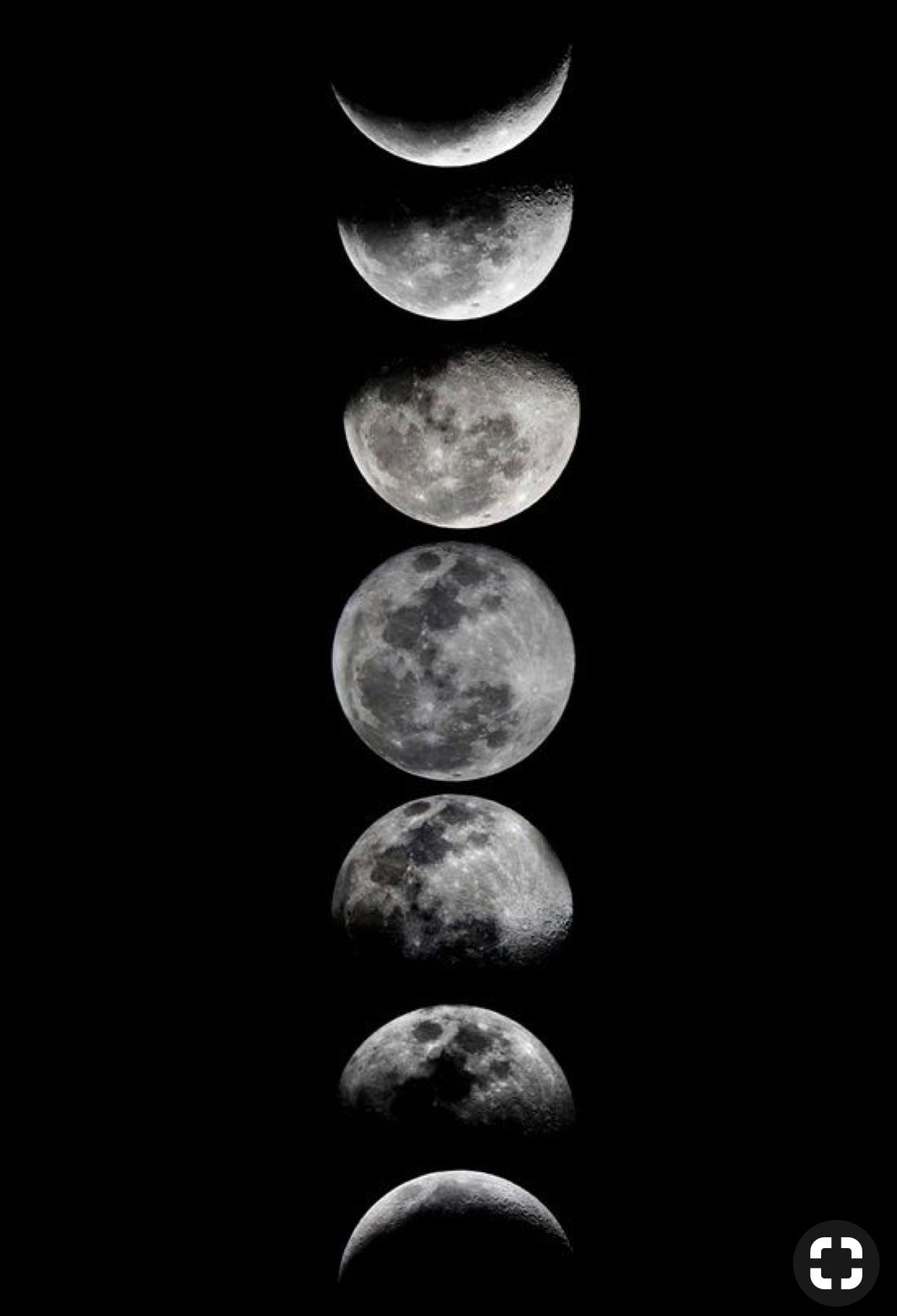 Moon Cycle Wallpapers   Top Free Moon Cycle Backgrounds ...